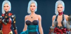 Skyforge - Market Update - Female Outfits Preview - Open Beta - F2P - RU(EN) 2