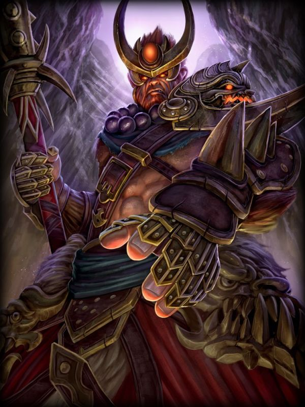 Heavenly Warlord Sun Wukong