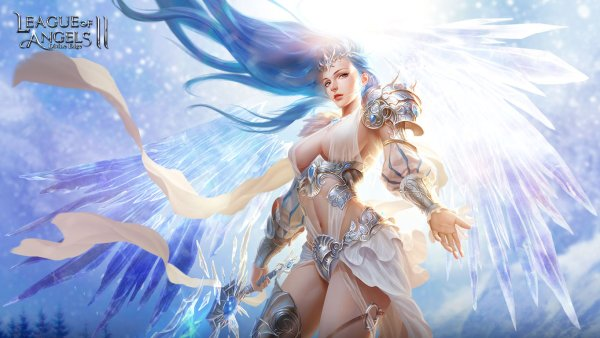 League of Angels 2 sexy wallpaper (11)