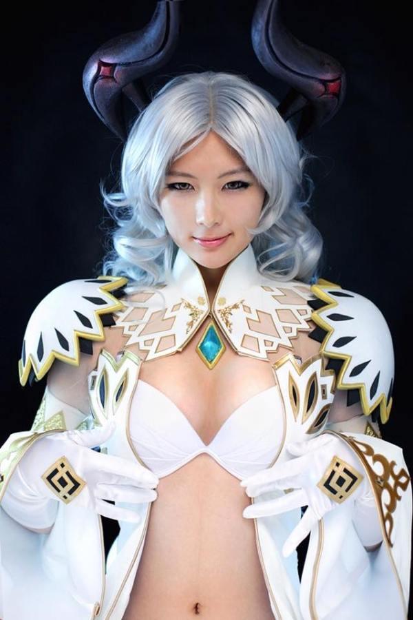 TERA Castanic cosplay (6)