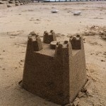Sandcastle by Matthew Harrigan