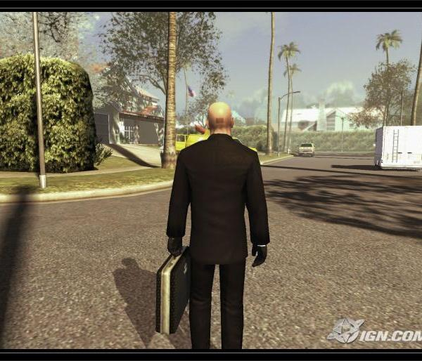 Hitman 4 Blood Money Download