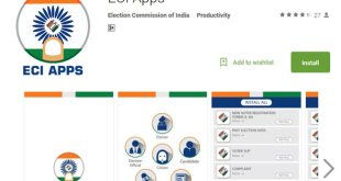 ECI Apps Launched by Election Commission will Provide Information of Elections