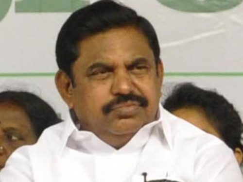 Edappadi K. Palaniswami CM Tamil Nadu Biography