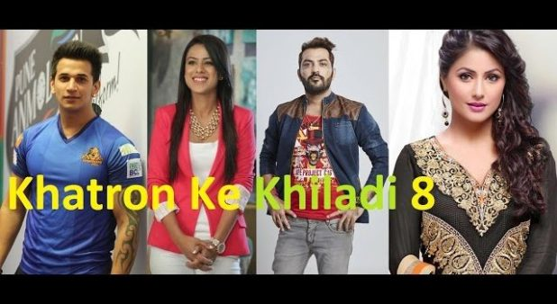 Contestants List of Khatron Ke Khiladi Season 8