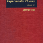Methods of Experimental Physics Ultrasonic