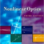 Nonlinear Optics Boyd