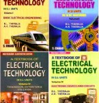 Electrical Technology by BL Theraja