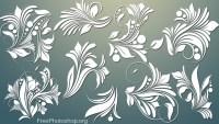 Free Floral & Swirls Designs