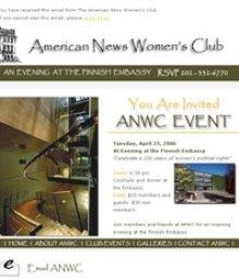 American News Womens Club