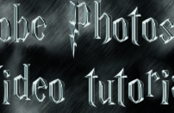 Photoshop Video Tutorial