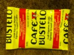 Espresso Ground Coffee from Cafe Bustelo
