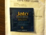 Jato personal lubricant from BioOrigyn