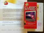 Scott's Liquid Gold Clean Screen with Microfiber cloth & spray included