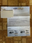 Coupons from USA Gold