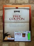 Free coupon for a free Any Tai Pei Product up to 14.2 oz