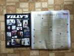 #Tillyshappeningnow catalog & The Wall Street Journal