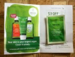 Weleda Skin Food Creme Nutrition sample & coupon from Target.com