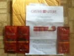 Free New Creme of Nature Argan Oil for Curls samples from Morocco