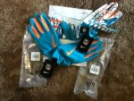 Free Nike NFL Gloves - Used a gift card - from the nikestore.com