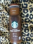 Free Starbucks Iced Coffee from CVS - $4.00 off 2 coupon - paid $1.99 each so I made 2 cents - I already got rid of the other bottle