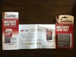 3M Instant Lead Test Kit