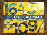 2015 Civic Calendar from National Constitution Center