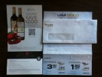 KRIS Society Wine Rebate Offer - USA Gold coupons