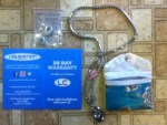 Thank you gift for joining the LC Family - necklace - earrings - mini bag - from the Liquidation Channel
