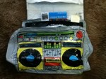 Winner in the Neebo Get More Save More Instant Win Game - Won A Inflatable Boom Box - Thank you very much Neebo