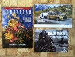 Homestead Spring 2015 magazine - The 2015 Transit Connect Wagon buying guide from Ford - Harley-Davidson postcard