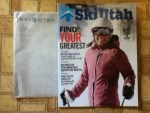 Ski Utah Winter 2014-15 The Greatest Snow on Earth Book