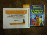 Winner in the Zoints Points For Education Sweepstakes - Won a Scooby-Doo - Frankencreepy Book from Scholastic