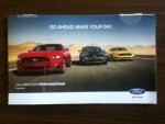 All - New 2015 Ford Mustang buying guide from Ford Motor Company