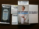 Go Cottonelle - Go Commando Fresh Care flushable cleansing cloths from Kimberly-Clark Global Sales, LLC