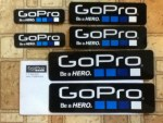 GoPro Be a HERO Stickers