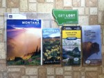 Montana 2015-2016 Official Guidebook - Sticker & Maps from Montana Office of Tourism Department of Commerce