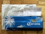 First Prize Winner in the Corona Summer 2015 Sweepstakes - Won a Corona Koozie