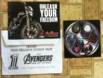 MARVEL Avengers Age of ULTRON Sticker