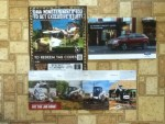 JAVA Monster coupon - The all-new 2015 Edge guide from Ford - Bobcat Rent it postcard from Bobcat of St. Louis
