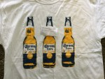 First Prize Winner in the Corona Summer 2015 Sweepstakes - Won a Corona T-shirt - Thank you very much D. L. Blair, Inc.
