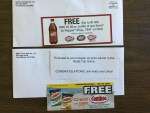 Winner in the Road Trip Game - Won coupons for a Free 20 oz bottle any #Dr Pepper & Free #Combos Baked Snacks  Thank you very much MARS Chocolate NA LLC