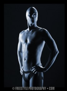 Swimmer © Andre Ringuette/Freestyle Photography