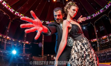 Spiegelworld's EMPIRE - for Evenko © Andre Ringuette/Freestyle Photography