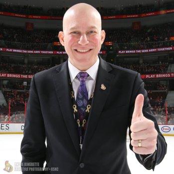 Stu Schwartz (Photo by Andre Ringuette/NHLI via Getty Images)
