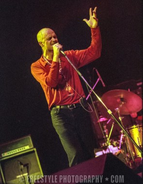 The Tragically Hip - Corel Centre NOV. 28, 1996 (PHOTO: Andre Ringuette/Freestyle Photography)