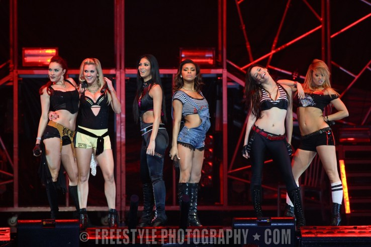The Pussycat Dolls - Scotiabank Place 3.26.2007 (PHOTO: Andre Ringuette/Freestyle Photography)