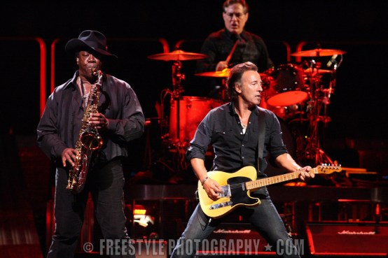 Bruce Springsteen and Arcade Fire - Scotiabank Place (PHOTO: Jana Chytilova/Freestyle Photography)