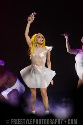 Lady Gaga - Scotiabank Place March 06, 2011 (PHOTO: Andre Ringuette/Freestyle Photography)