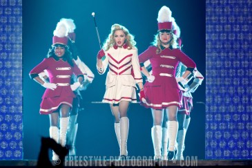 Madonna - Scotiabank Place Sept. 10, 2012 (PHOTO: Andre Ringuette/Freestyle Photography)